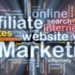 Affiliate Marketing designet som wordart