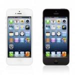 Billede af Apple iPhone i sort og hvid model