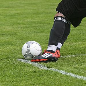 Fodboldrejser med fly til fem ligaer i Europa.