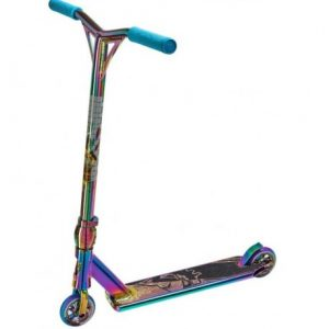 trick-lobehjul-team-dogz-rainbow-pro-4-med-abec-9-lejer